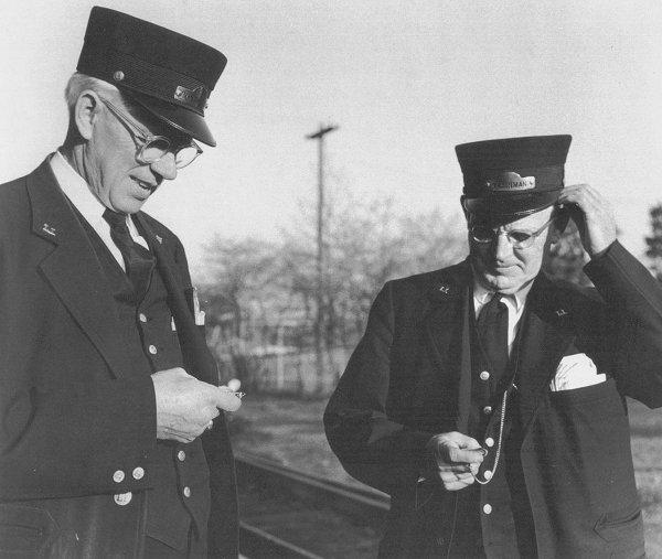 train conductors