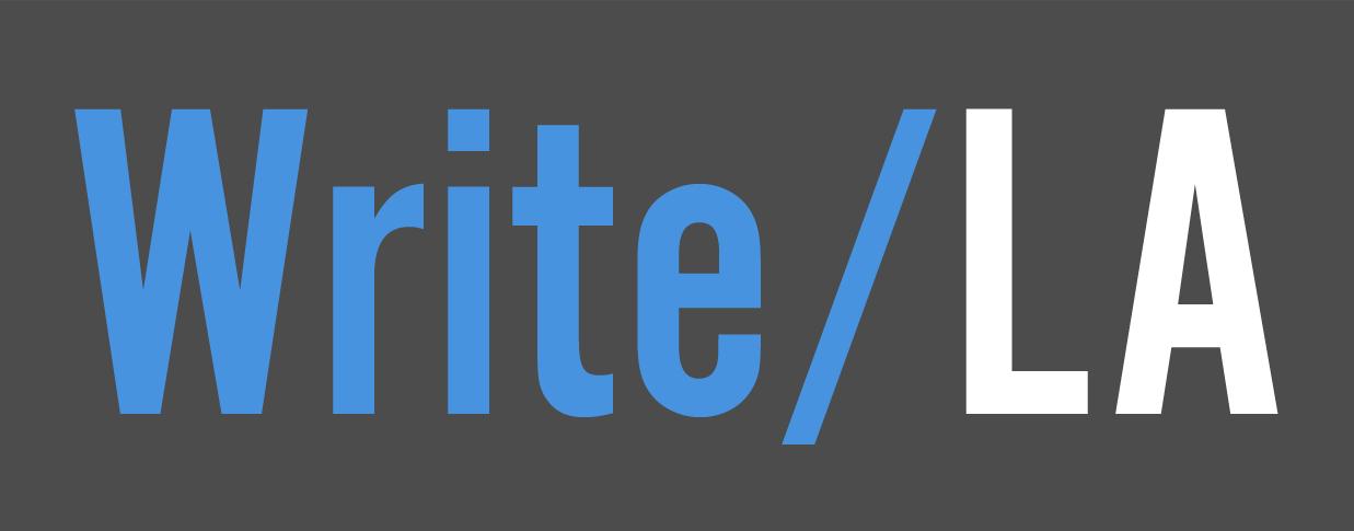 Write LA Logo