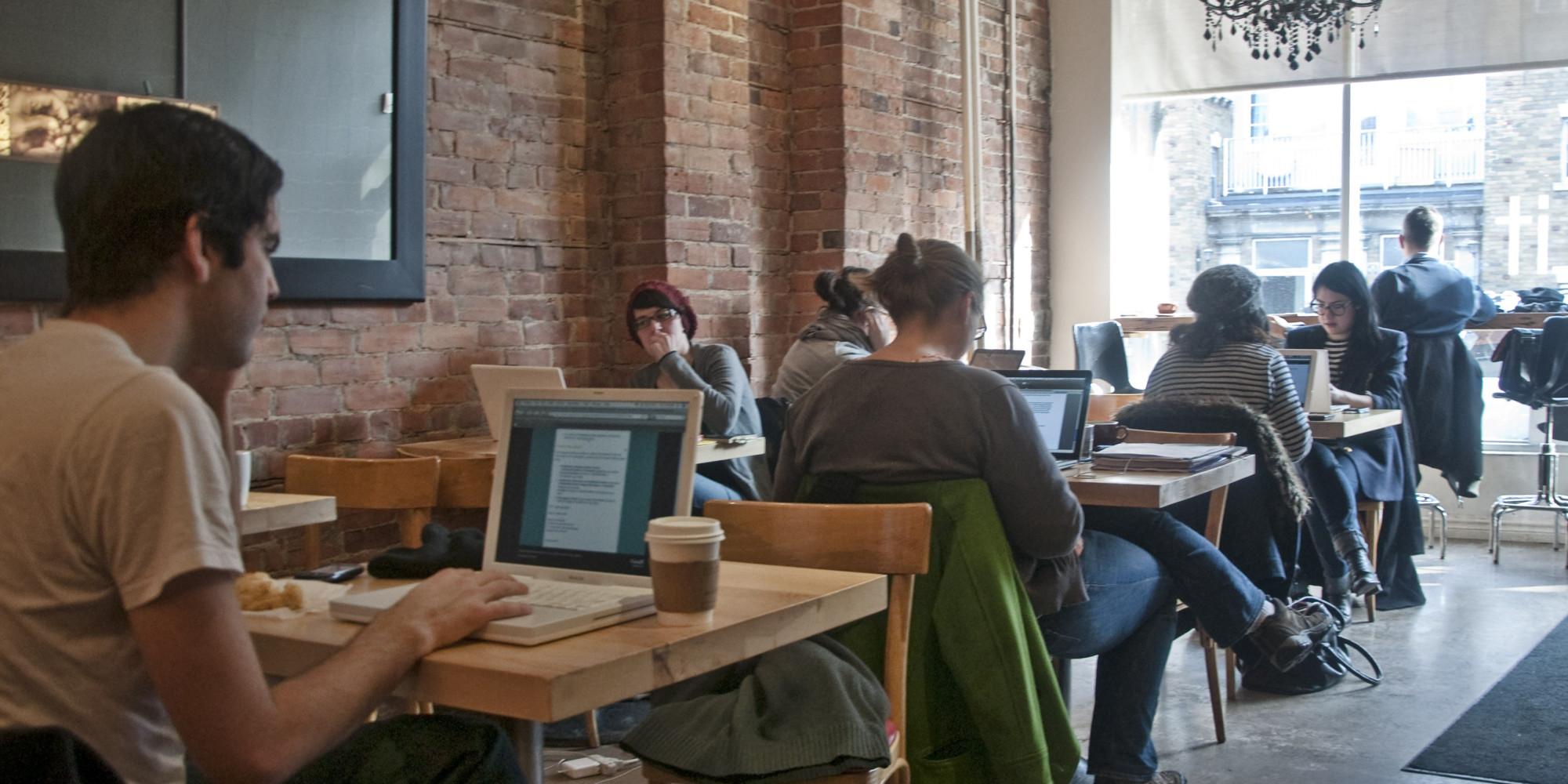 coffee writers