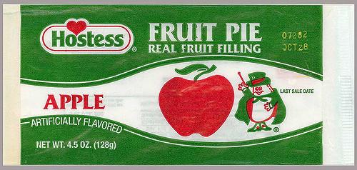 hostess apple pie