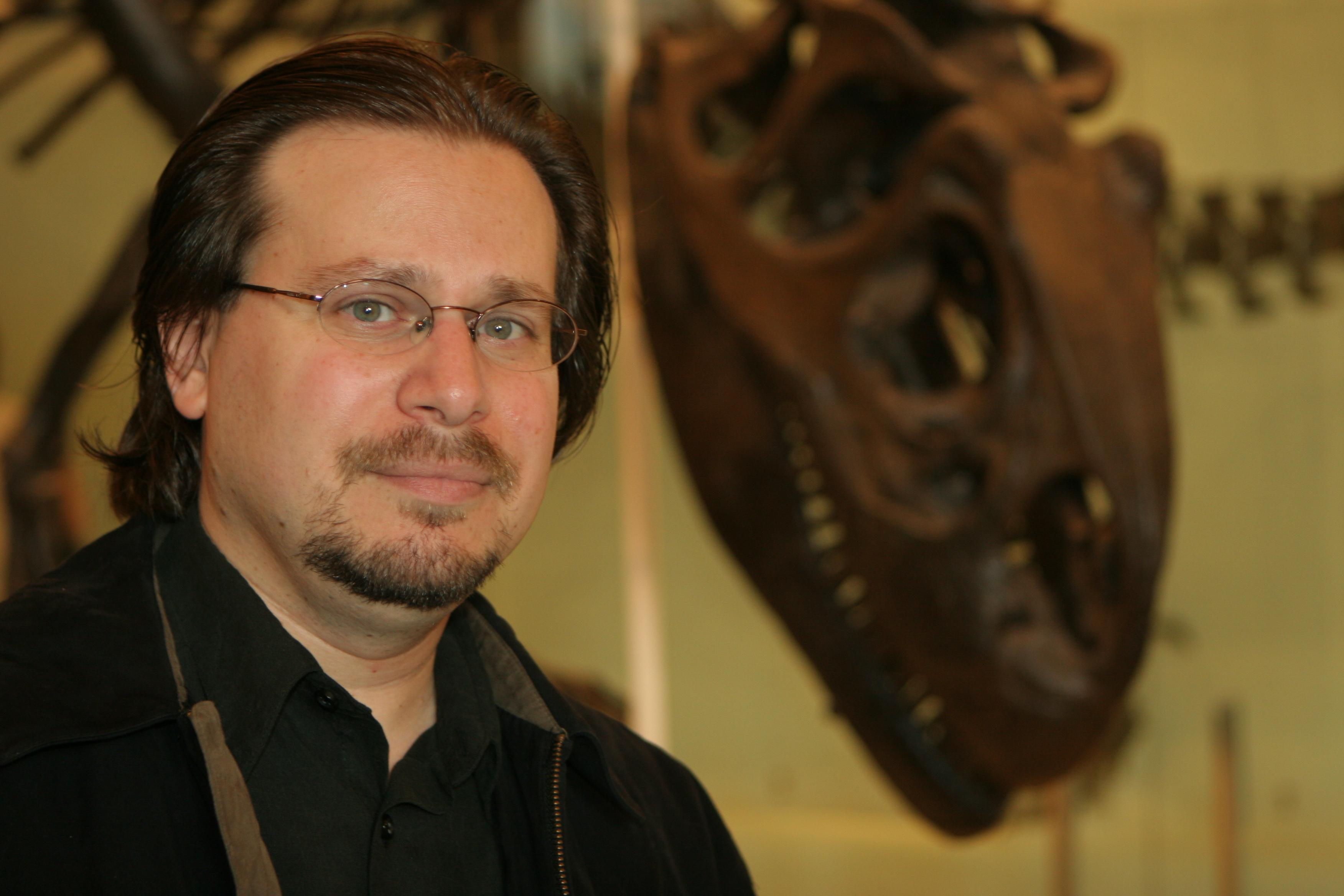 Headshot Chris Mancini T-Rex